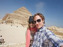 Day 02: Tour to Pyramids, Sakkara & Memphis